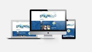 Dynamissio Kongressdesign ©gobasil GmbH ~ Agentur für Kommunikation, Hamburg Hannover