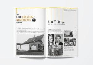 HARTING-Broschüre ©gobasil GmbH, Agentur für Kommunikation, Hamburg Hannover