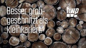 hwp Kampagne ©gobasil GmbH ~ Agentur für Kommunikation, Hamburg Hannover
