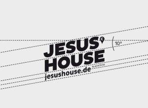 Jesushouse Logodesign ©gobasil GmbH ~ Agentur für Kommunikation, Hamburg Hannover