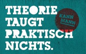 Kann Mann Kampagne ©gobasil GmbH ~ Agentur für Kommunikation, Hamburg Hannover