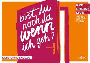 proChrist Kampagne ©gobasil GmbH ~ Agentur für Kommunikation, Hamburg Hannover