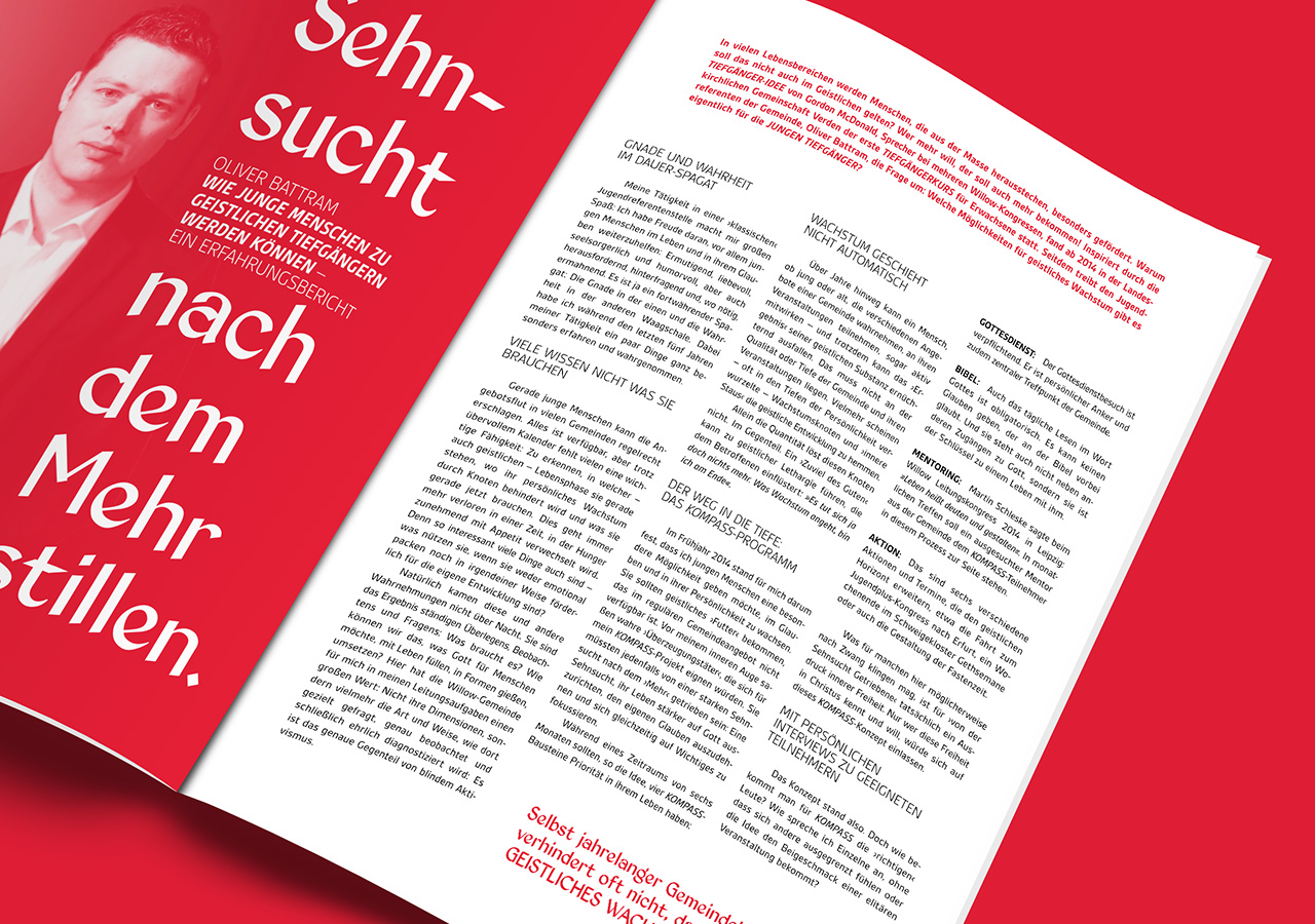 Willowmagazin ©gobasil GmbH ~ Agentur für Kommunikation, Hamburg Hannover