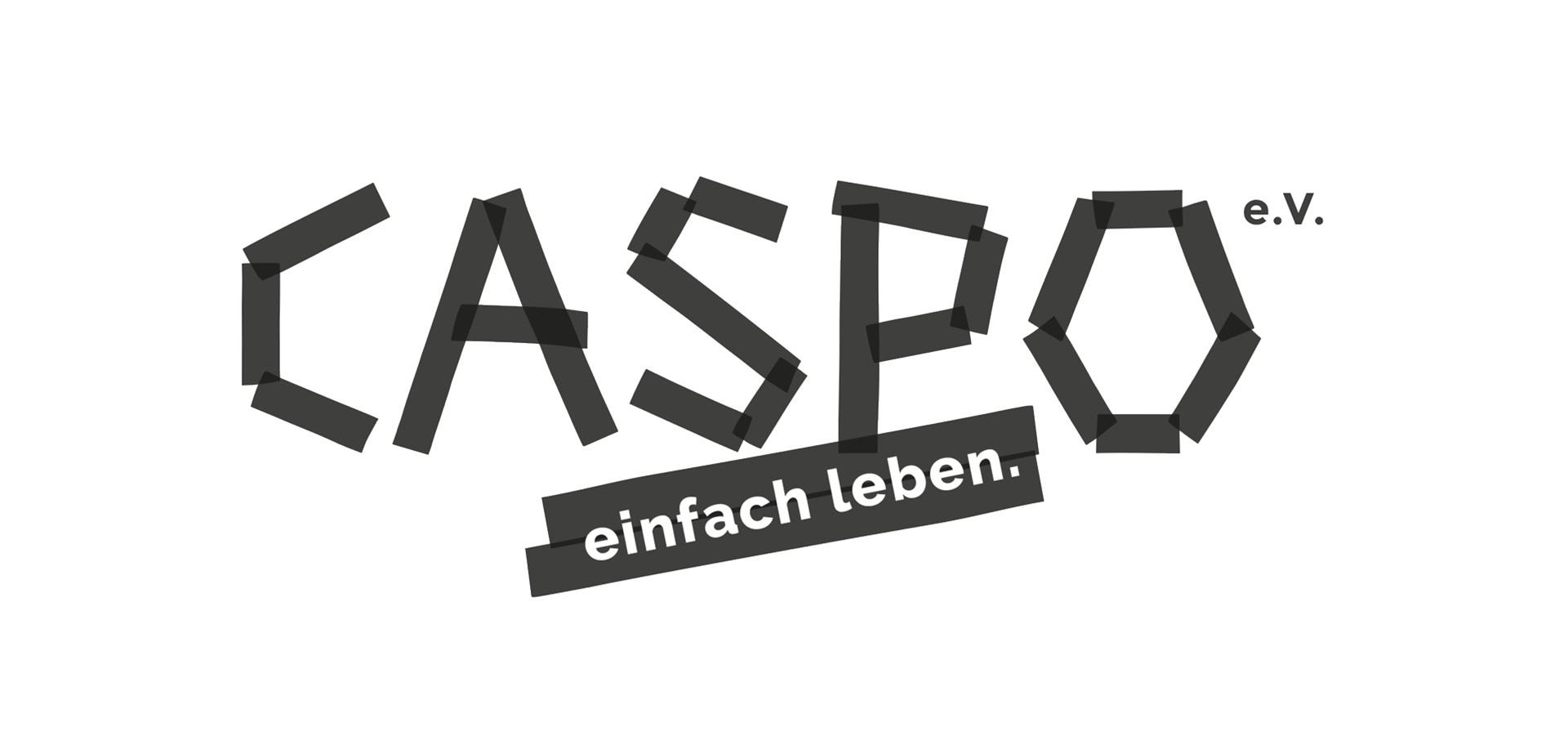 Caspo e.V. Logodesign ©gobasil GmbH ~ Agentur für Kommunikation, Hamburg Hannover