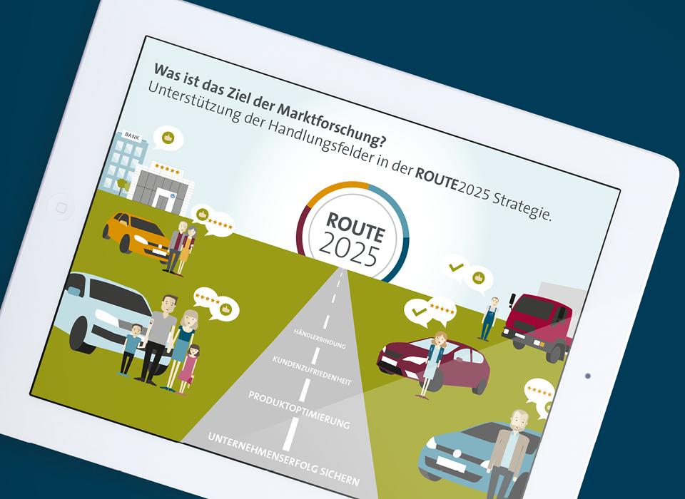VWFS Marktforschung Illustration ©gobasil-GmbH ~ Agentur-für-Kommunikation, Hamburg-Hannover