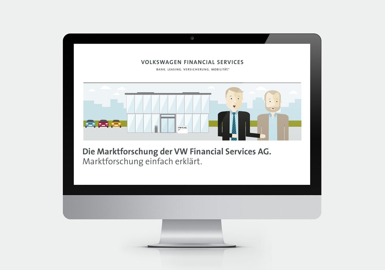 Markforschung Volkswagen Financial Services AG ©gobasil GmbH ~ Agentur für Kommunikation, Hamburg Hannover