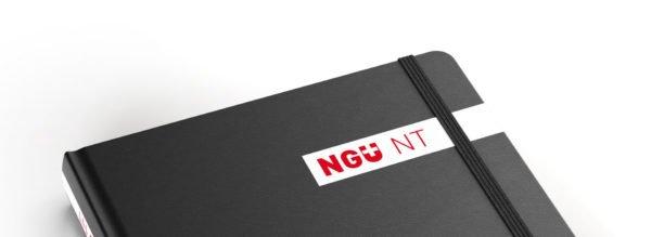 NGÜ Buchdesign Logodesign ©gobasil ~ Agentur für Kommunikation, Hamburg Hannover