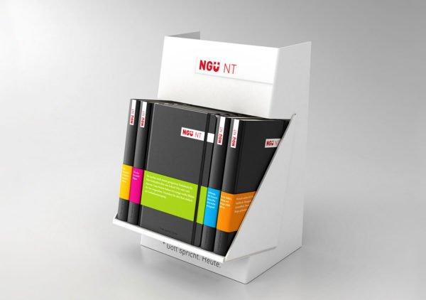 NGÜ Buchpräsentation / Buchdesign ©gobasil ~ Agentur für Kommunikation, Hamburg Hannover