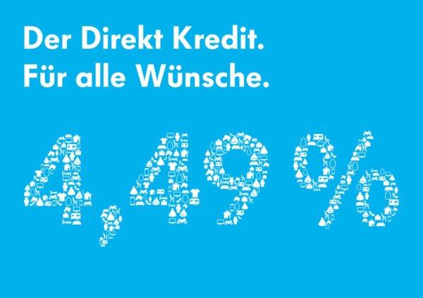 VWFS DirektKredit ©gobasil ~ Agentur für Kommunikation, Hamburg Hannover