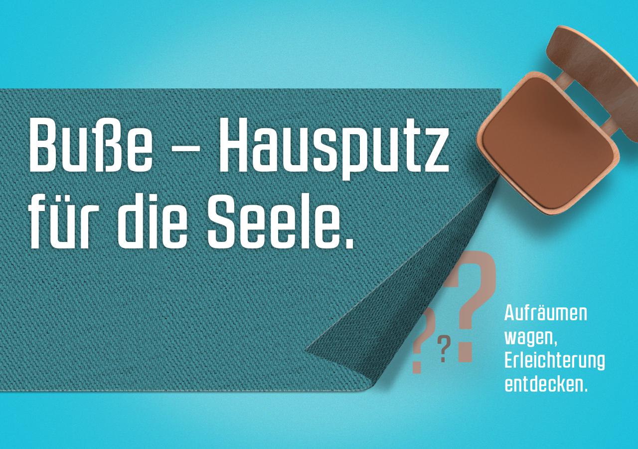 EKHN Impulspost-Hausputz ©gobasil ~ Agentur für Kommunikation, Hamburg Hannover