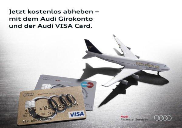 VW Bank Direktbank ©gobasil ~ Agentur für Kommunikation, Hamburg Hannover