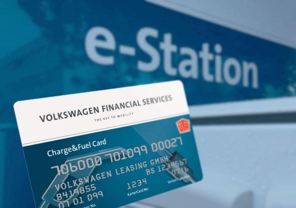 VWFS-Tankkarte ©gobasil ~ Agentur für Kommunikation, Hamburg Hannover