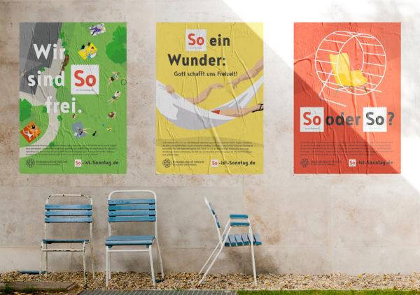 SO ist Sonntag EKHN ©gobasil GmbH ~ Agentur für Kommunikation, Hamburg Hannover