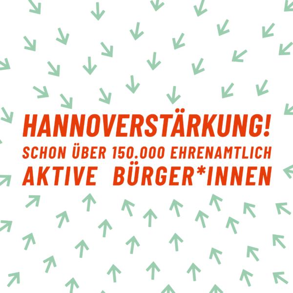 Freiwilligenbörse Landeshauptstadt Hannover ©gobasil GmbH ~ Agentur für Kommunikation, Hamburg Hannover